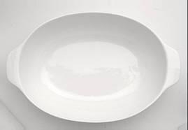 Овальная фарфоровая форма для выпечки ORIGINAL BergHOFF - Bianco, 29х19х7 см (1691039), фото 2