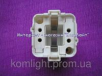 Ламподержатель GX24q-4 Stucchi 422/VP-q4  под саморез (Италия), фото 1