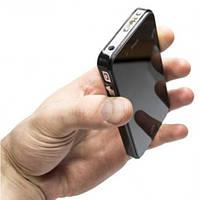 Электрошокер iPhone 4S, в виде телефона, мощный, с фонариком