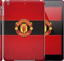 "Чехол на iPad 5 (Air) Манчестер Юнайтед 3 ""997c-26"""