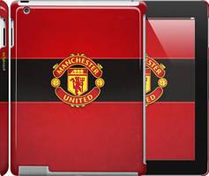 """Чехол на iPad 2/3/4 Манчестер Юнайтед 3 """"997c-25"""""""