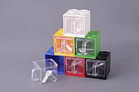 """Емкость для сыпучих продуктов 9 см. пластиковая """"Лего"""" в ассортименте"""