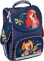 Рюкзак школьный Kite 2016 каркасний 501 PP-1 PP16-501S-1