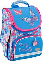 Рюкзак школьный Kite 2016 каркасний 501 Pretty Butterfly K16-501S-1