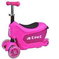 Детский самокат Scooter Беговел Aimi 3в1