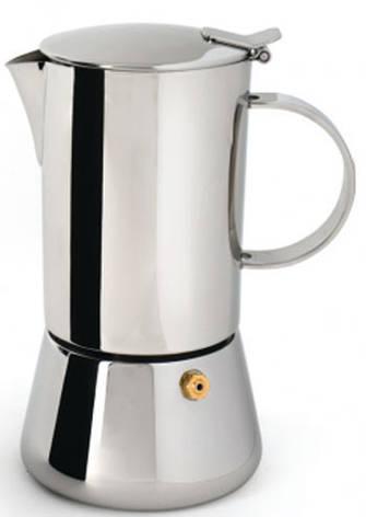 Гейзерная кофеварка для эспрессо ORIGINAL BERGHOFF 1106916 (0,24 л), фото 2