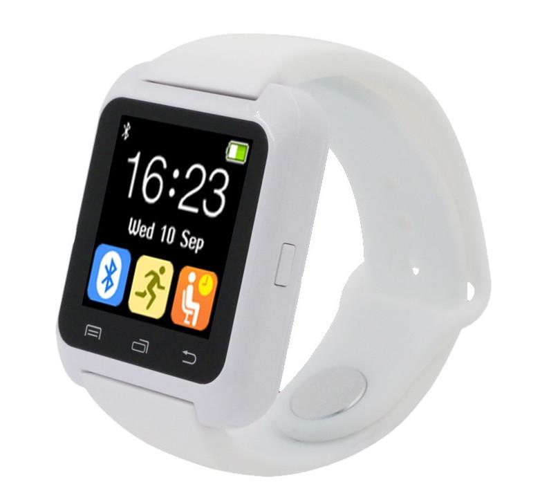 Умные часы smart watch u80 белоснежные отзывы