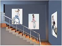 Разработка дизайна интерьерной рекламы и декоративных элементов