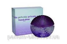 Женская парфюмированная вода Franck Olivier Private edp 25ml