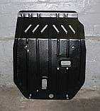 Захисту картера двигуна і кпп Daihatsu (Дайхатсу) Полігон-Авто, Кольчуга, фото 4
