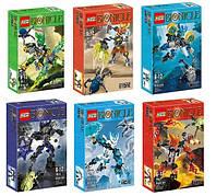 Конструктор KSZ серия Bionicle 706-1-6 (аналог Lego Bionicle)
