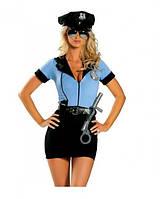 """Эротический игровой карнавальный костюм """"Полиция"""" 8912"""