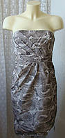 Платье женское летнее модное нарядное бренд John Rocha р.46 5422