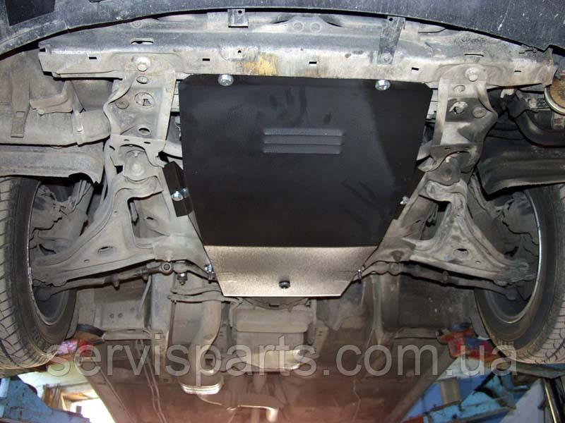 Защита двигателя Opel Omega B (Опель Омега Б)