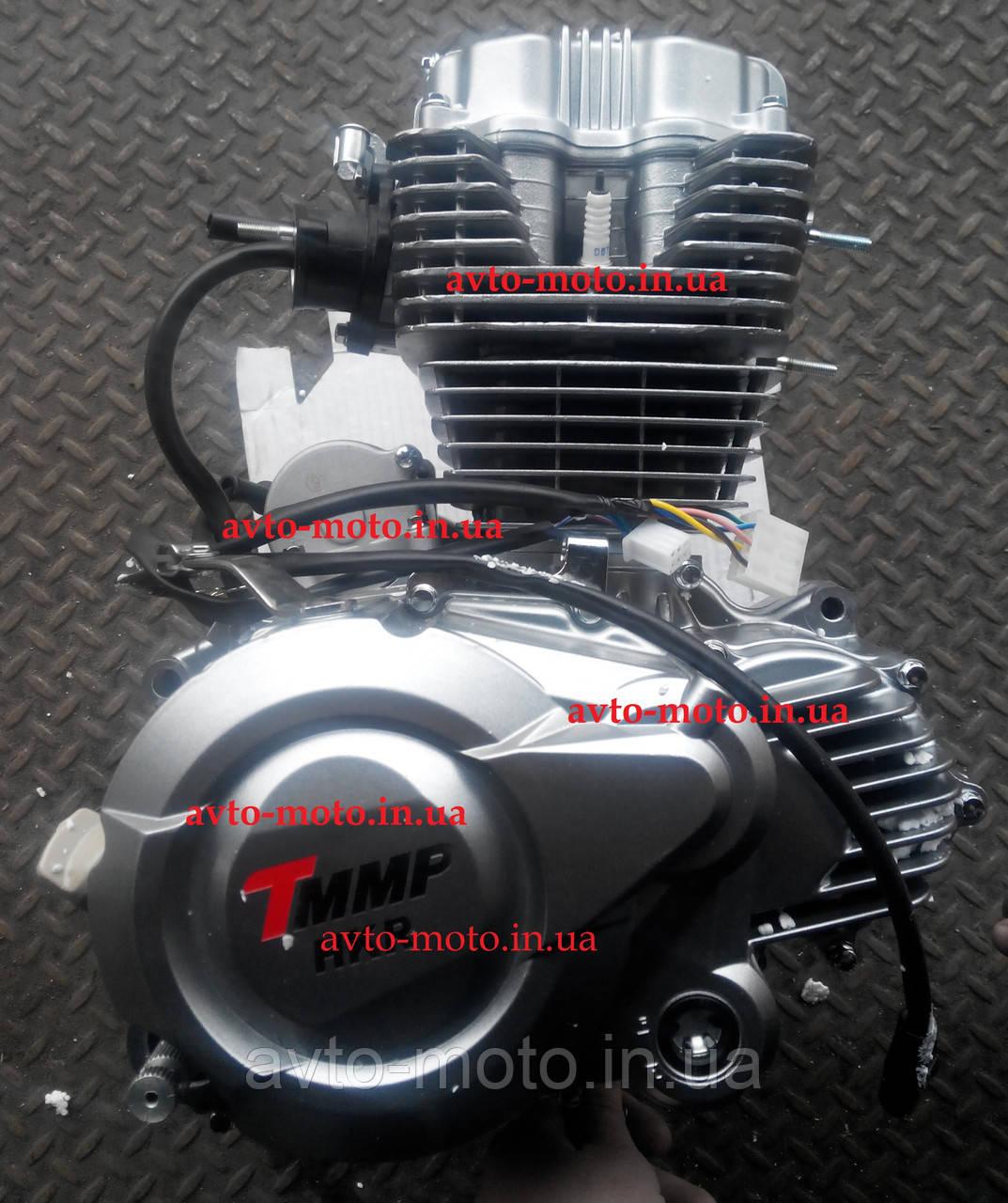 Двигатель мотоцикл CG-200 см3 (БАЛАНС ВАЛ)