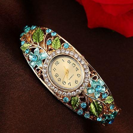 Наручные часы браслет женские код 117