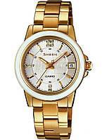 Женские часы CASIO Sheen SHE-4512G-7AUER оригинал