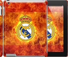 """Чехол на iPad 2/3/4 Реал Мадрид 1 """"342c-25"""""""