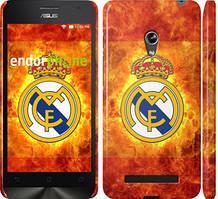 """Чохол на Asus Zenfone 5 Реал Мадрид 1 """"342c-81"""""""