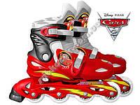 Регулируемые ролики Disney CARS SP0222