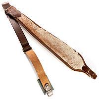 Оружейный ремень фигурный комбинированный