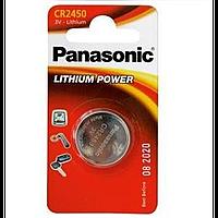 Батарейка panasonic lithium cr2450 (cr-2450ep/1b)