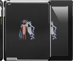 """Чехол на iPad 2/3/4 Жил был пёс """"769c-25"""""""