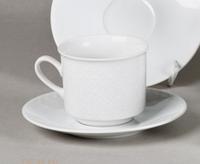 Leander Чайная чашка с блюдцем Сабина 200мл 02120415-2326