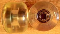 Колесо для скейта полиуретановое 50 х 40 мм. мягкое