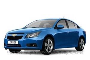 Брызговики модельные Chevrolet Cruze sedan 2009-2013 (Лада Локер)