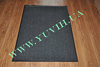 Придверный коврик Лейла (Leyla) Серый 90х150 см.
