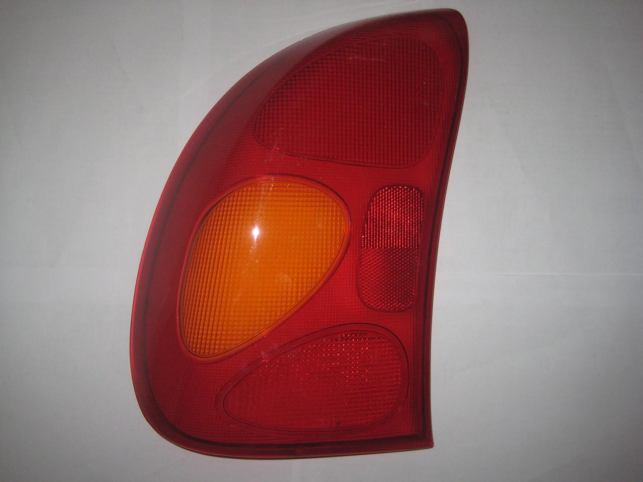 Стекло заднего левого фонаря Т-150 Daewoo Lanos Sens Деу Део Ланос Cенс АЭА
