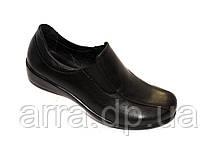 """Закрытые, весенние туфли на широкую и """"проблемную"""" ногу."""