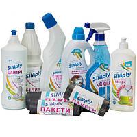Simply - украинская торговая марка бытовой химии!