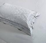 Турмалиновое шелковое постельное белье с серебряной нитью Вековой Восток, фото 3