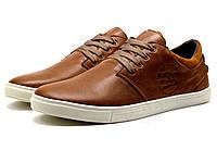 Туфли спортивные H.Denim, мужские, коричневые, фото 1