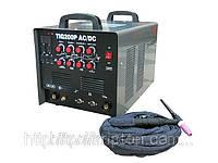 Аргонодуговой сварочный аппарат W-MASTER TIG-200P AC\DC