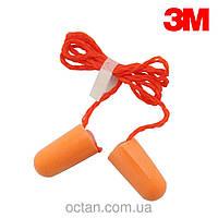 Беруши противошумовые 3М 1110 со шнурком