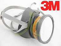 Респиратор 3М 3200 с угольным фильтром (эконом вариант)