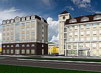 Проектирование жилых и административных зданий
