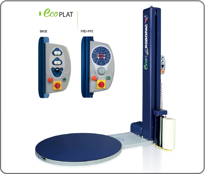 Палетопакувальник Ecoplat Base (Robopac-Italy)
