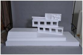Пенопласт для строительства