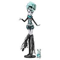 Кукла Монстер Хай Твайла Фрик Ду Чик Цирк ( Monster High  Twyla Freak du Chic)