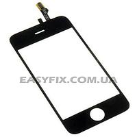 Сенсорный экран (тачскрин) для iPhone 3GS черный high copy