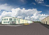 Проектирование офисно-складских комплексов