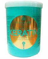 Маска с кератином и молочными протеинами Kallos 1L