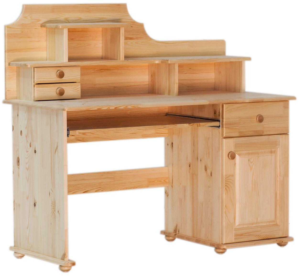 Письменный стол из дерева 35
