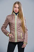 Куртка женская короткая (46р), доставка по Украине