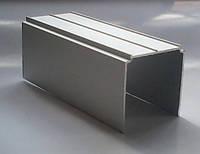 Направляющий верхний одинарный профиль для раздвижных систем. Модель А111