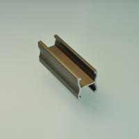 Соединительный профиль. Модель А03 для раздвижных систем